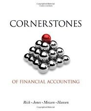 9781285919935: Cornerstones of Financial Accounting