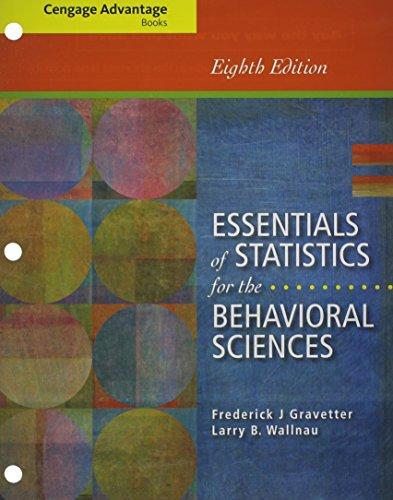Bundle: Cengage Advantage Books: Essentials of Statistics