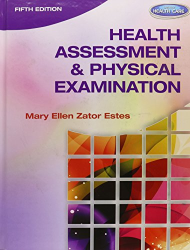 9781285932057: Health Assessment & Physical Examination Package