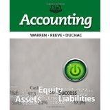 9781285941622: Accounting 25 Edition.
