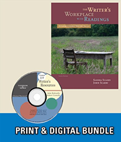 9781285943954: Bundle: The Writer's Workplace with Readings: Building College Writing Skills, 8th + Writer's Resources CD-ROM 2.0 iLrn Version, 8th + Merriam-Webster Dictionary, Paperbound, 2nd