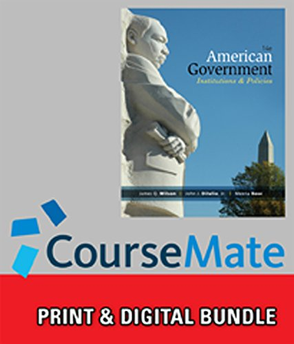 9781285992853: Bundle: American Government: Institutions and Policies, 14th + CourseMate, 1 term (6 months) Printed Access Card