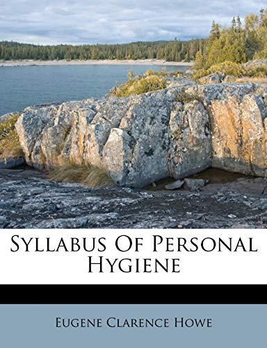 9781286174234: Syllabus Of Personal Hygiene