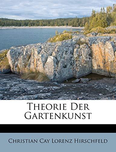 9781286592779: Theorie Der Gartenkunst