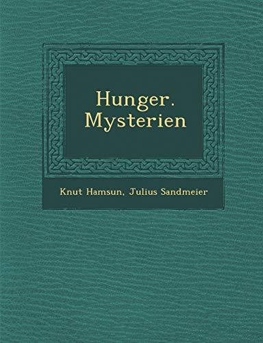 9781286956830: Hunger. Mysterien