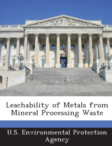 9781287036937: Leachability of Metals from Mineral Processing Waste