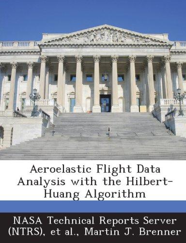 9781287256557: Aeroelastic Flight Data Analysis with the Hilbert-Huang Algorithm
