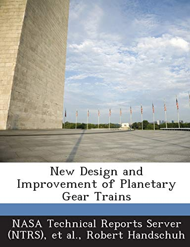 9781287266594: New Design and Improvement of Planetary Gear Trains