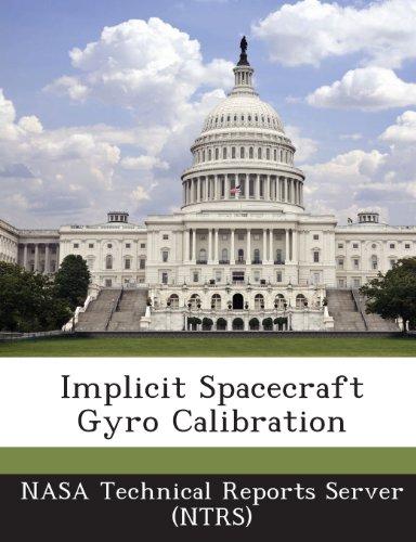9781287290100: Implicit Spacecraft Gyro Calibration