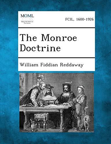 9781287342311: The Monroe Doctrine