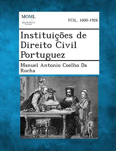 9781287361473: Instituicoes de Direito Civil Portuguez