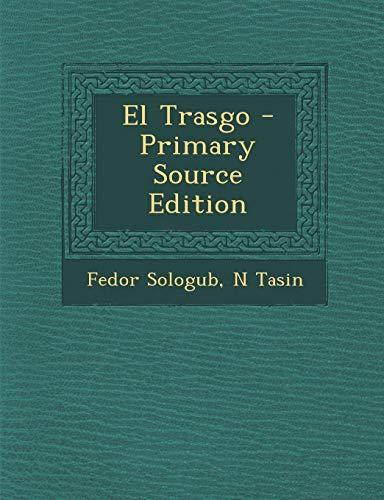 9781287366140: El Trasgo - Primary Source Edition (Spanish Edition)