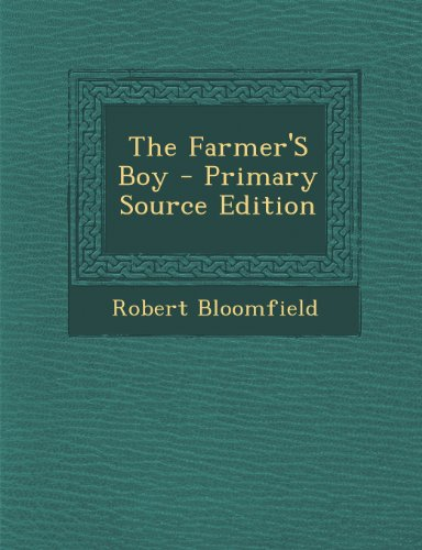9781287394310: The Farmer'S Boy