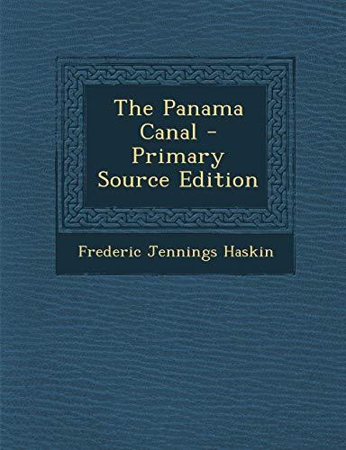 9781287438366: Panama Canal