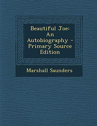 9781287477945: Beautiful Joe: An Autobiography