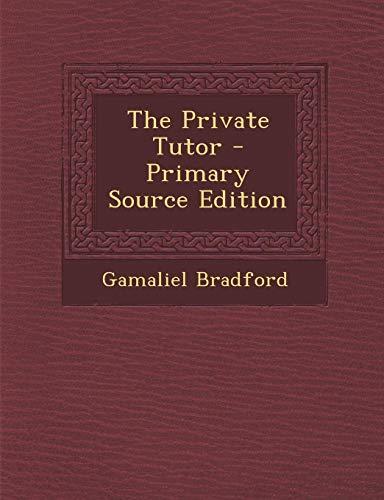 9781287534709: Private Tutor