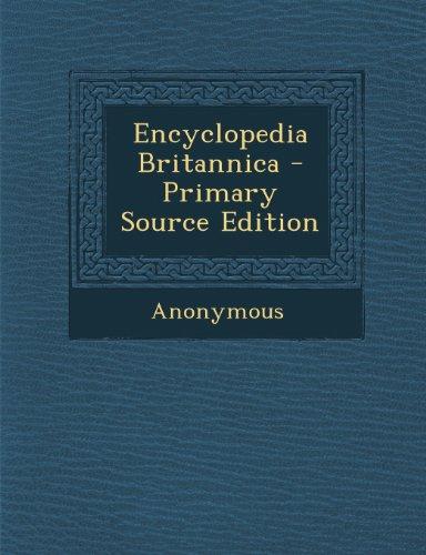 9781287618768: Encyclopedia Britannica