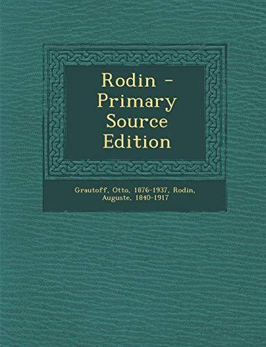 9781287648215: Rodin