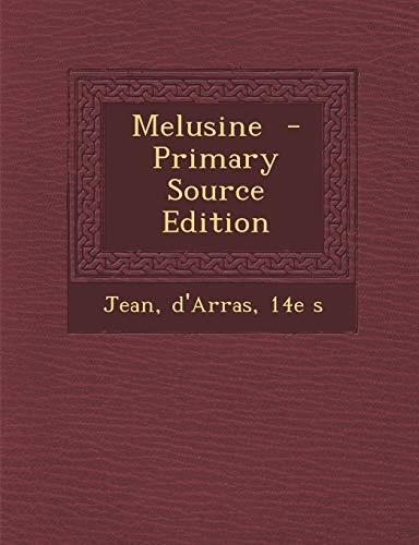 9781287668008: Melusine (French Edition)