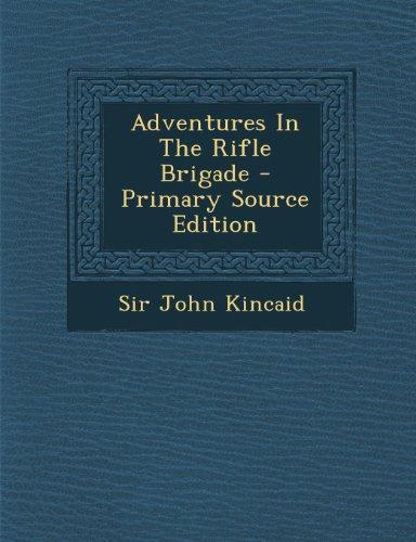 9781287787419: Adventures In The Rifle Brigade
