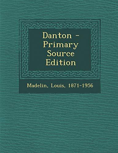 9781287796190: Danton (French Edition)