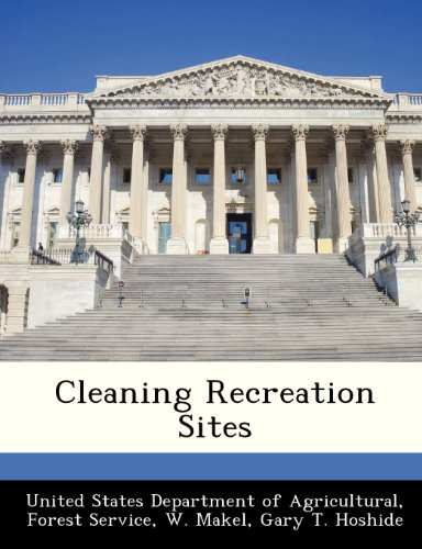 9781288336784: Cleaning Recreation Sites