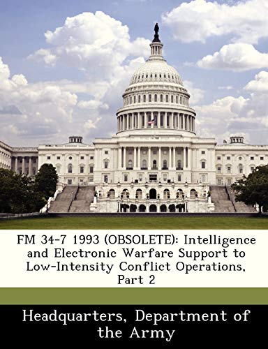 FM 34-7 1993 (Obsolete): Intelligence and Electronic