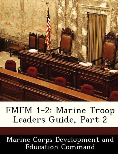 9781288353040: FMFM 1-2: Marine Troop Leaders Guide, Part 2