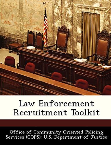 9781288378050: Law Enforcement Recruitment Toolkit
