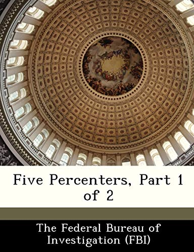 9781288514892: Five Percenters, Part 1 of 2