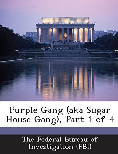 9781288565757: Purple Gang (aka Sugar House Gang), Part 1 of 4