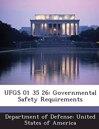 UFGS 01 35 26: Governmental Safety Requirements: BiblioGov