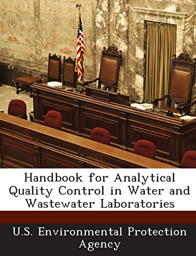 9781288889006: Handbook for Analytical Quality Control in Water and Wastewater Laboratories