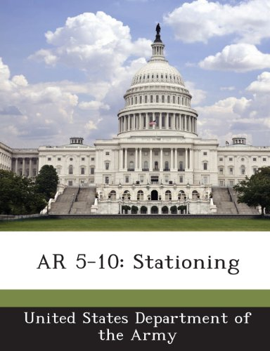 9781288890491: AR 5-10: Stationing
