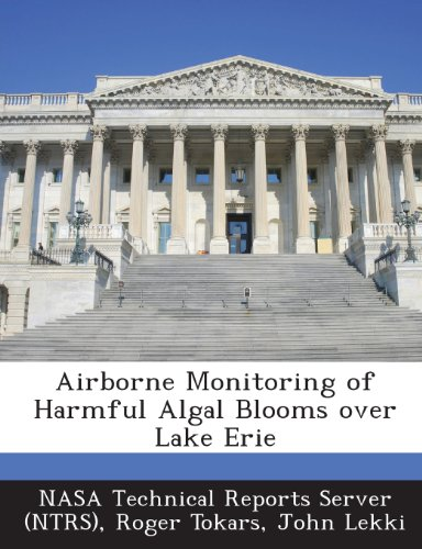 9781289051914: Airborne Monitoring of Harmful Algal Blooms Over Lake Erie