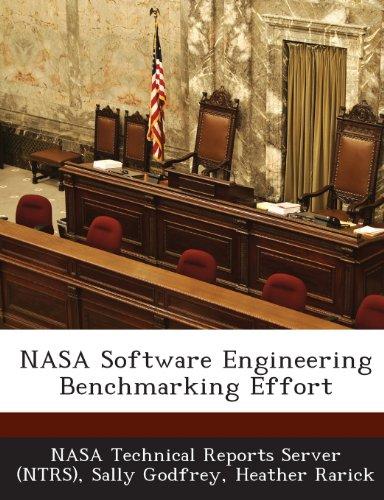 9781289126025: NASA Software Engineering Benchmarking Effort
