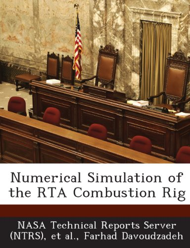 9781289147761: Numerical Simulation of the Rta Combustion Rig