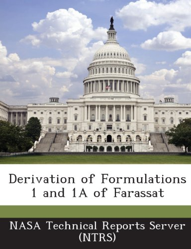 9781289164775: Derivation of Formulations 1 and 1a of Farassat