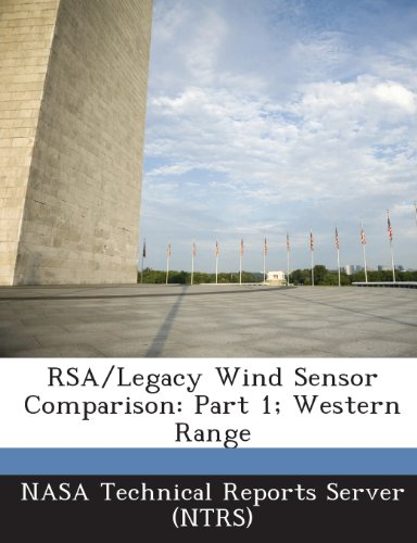 9781289242848: Rsa/Legacy Wind Sensor Comparison: Part 1; Western Range