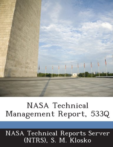 9781289275136: NASA Technical Management Report, 533q