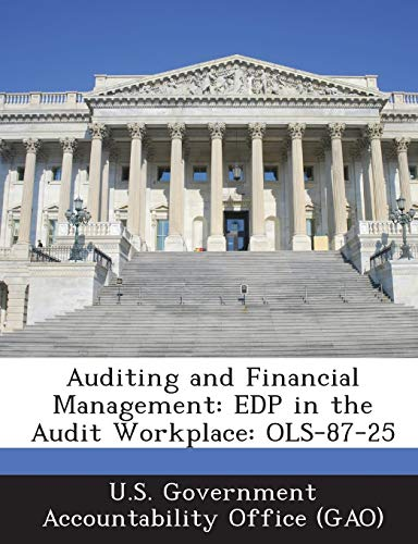 9781289276232: Auditing and Financial Management: EDP in the Audit Workplace: OLS-87-25