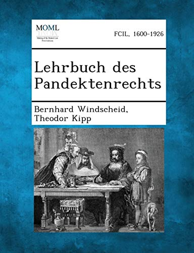 9781289357139: Lehrbuch des Pandektenrechts (German Edition)