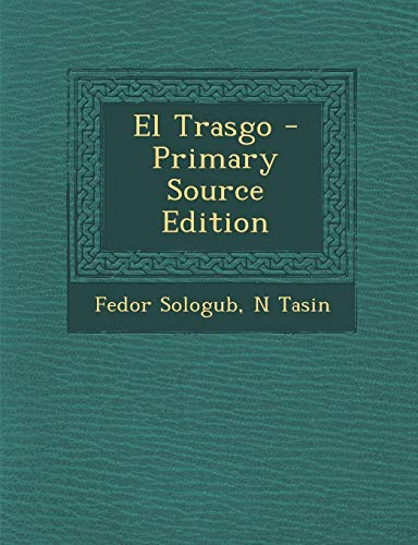 9781289422370: El Trasgo (Spanish Edition)