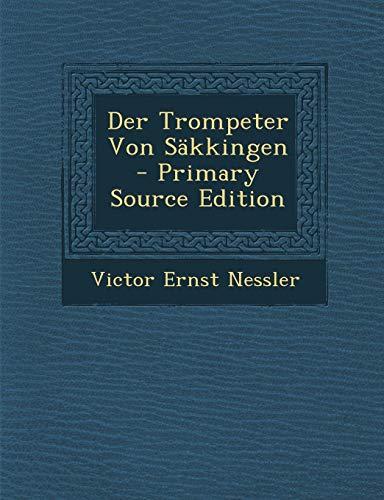 9781289425623: Der Trompeter Von Sakkingen