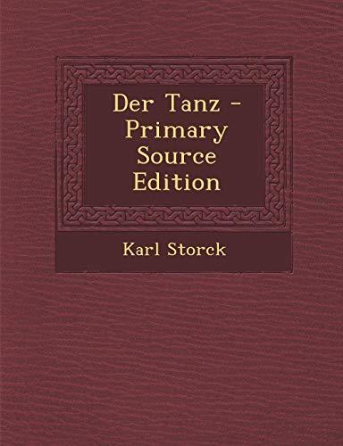9781289517076: Der Tanz (German Edition)