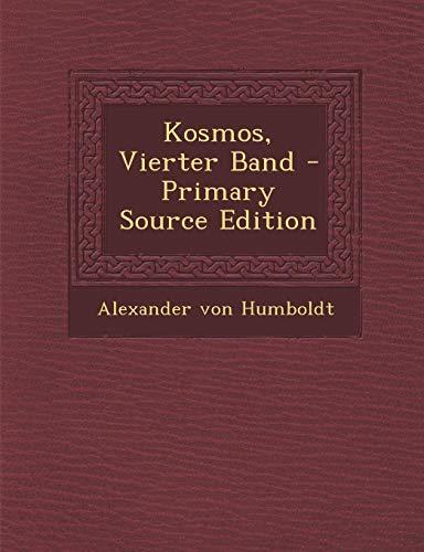 9781289571139: Kosmos, Vierter Band