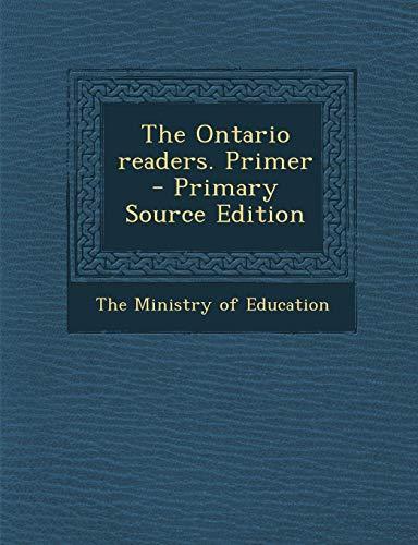 9781289581794: Ontario Readers. Primer