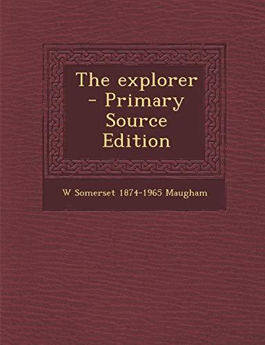9781289637286: The explorer