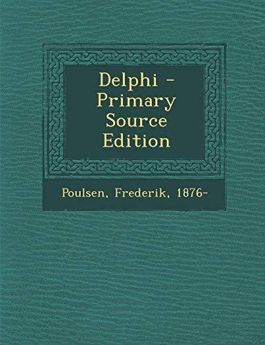 9781289669201: Delphi