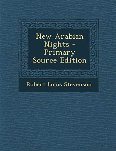 9781289742195: New Arabian Nights